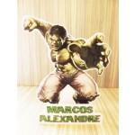 Totem de mesa 3D - Hulk